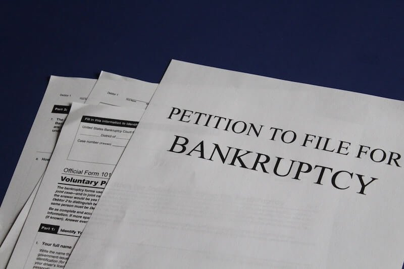 Paperwork to File Bankruptcy