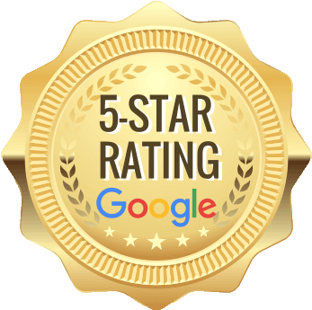 five star rating google