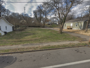 lot sold for cash to Nexus Homebuyers in Knoxville TN