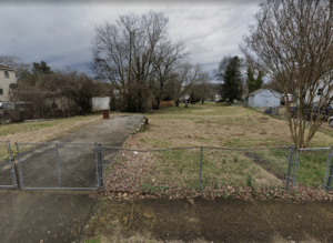 lot sold for cash in Knoxville TN