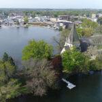 st Joseph Church near a lake to sell house fast