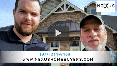 Nexus Homebuyers testimonial for AJ