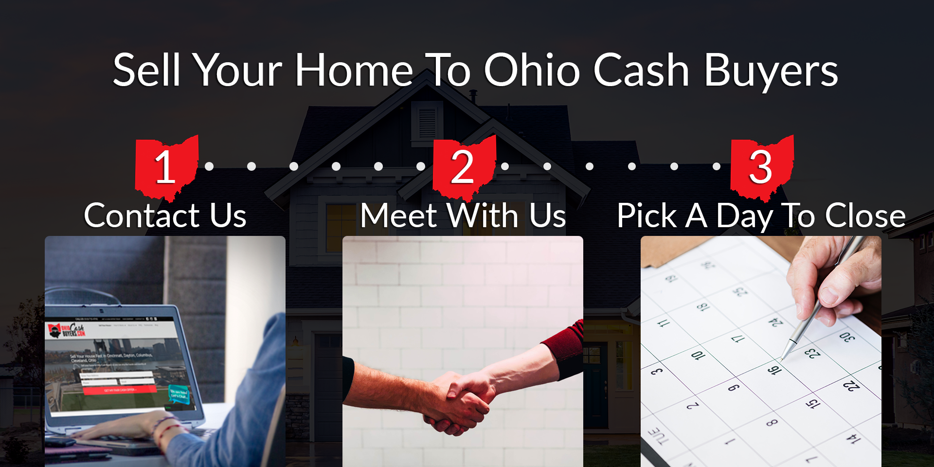 Sell my house fast for cash Cincinnati & Dayton, OH