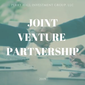 Wholesaler JV Submission Page - Perry Hall Investment Group