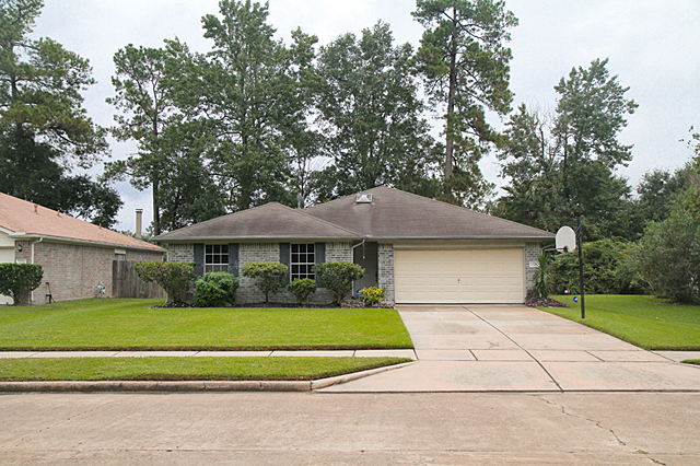 Homes For Sale In TX: Humble 77396 – Woodlace 4BR