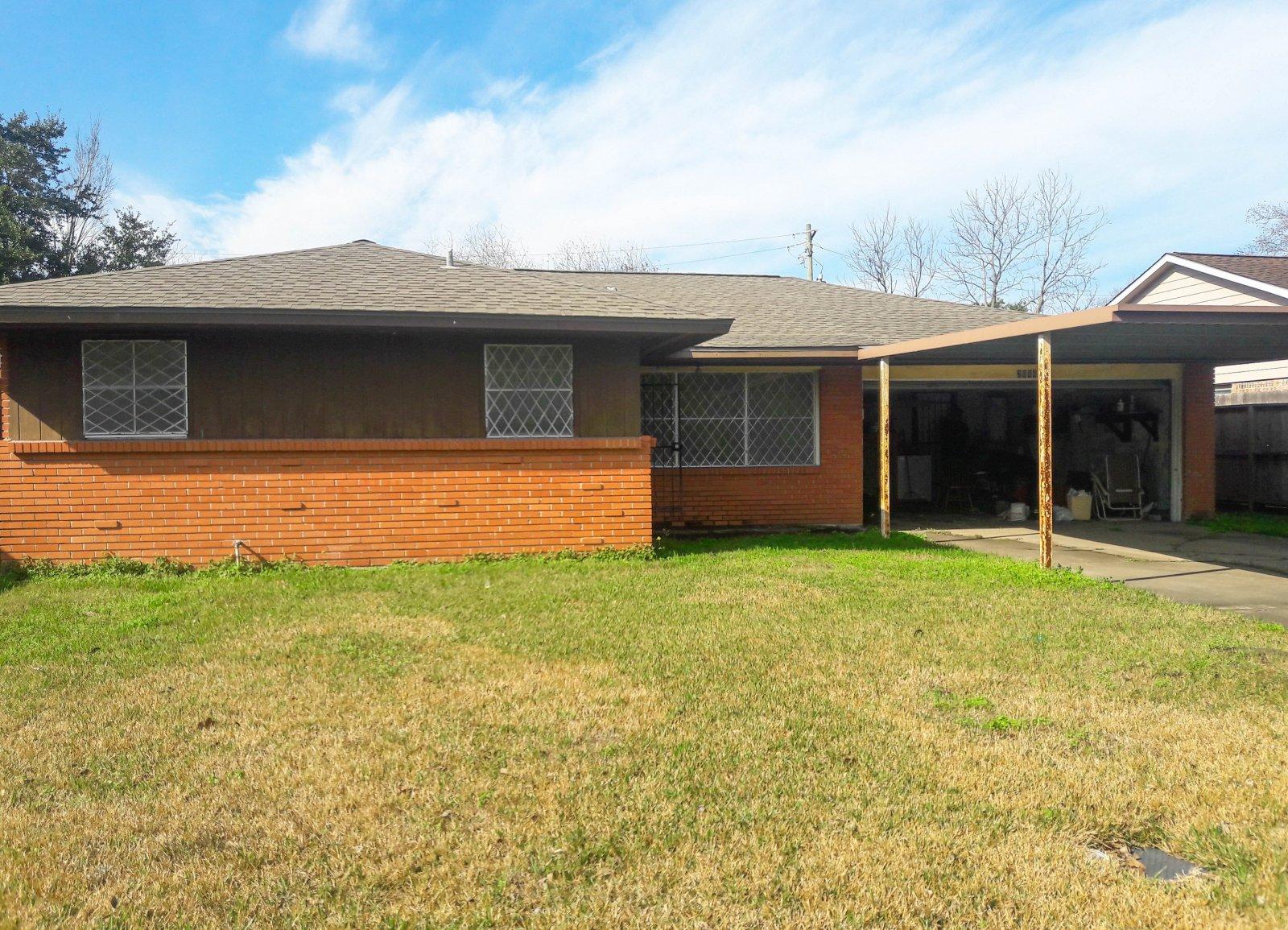 Homes For Sale In TX: Pasadena 77502 Basket 3BR
