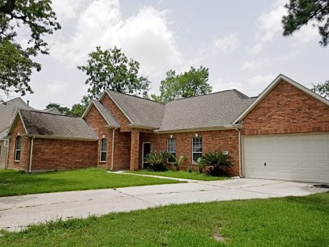 Homes For Sale In TX Houston 77090 – Elk River 4BR Exterior 2