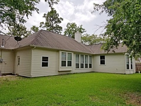 Homes For Sale In TX Houston 77090 – Elk River 4BR Exterior