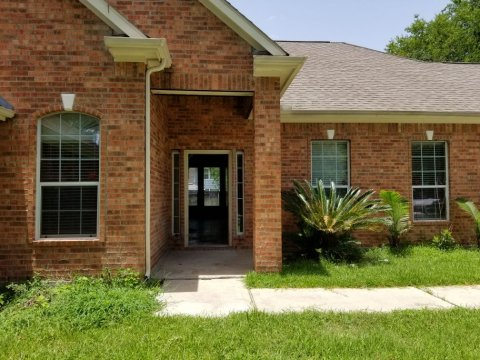 Homes For Sale In TX Houston 77090 – Elk River 4BR Front