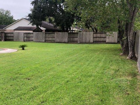 Homes For Sale In TX Friendswood 77546 – Killarney 3BR Backyard
