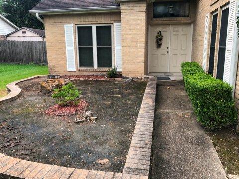 Homes For Sale In TX Friendswood 77546 – Killarney 3BR Front Door