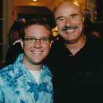 Blair with Dr. Phil!