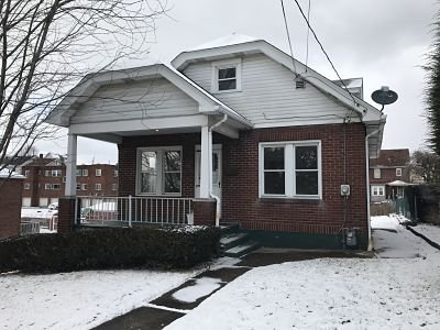 3BR/1BA Brick at 3001 Riverview is one of our Homes for Rent in McKeesport, PA
