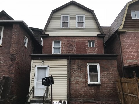 4BR/1BA Brick at 300 Fleet St is one of our Homes for Sale in Braddock, PA