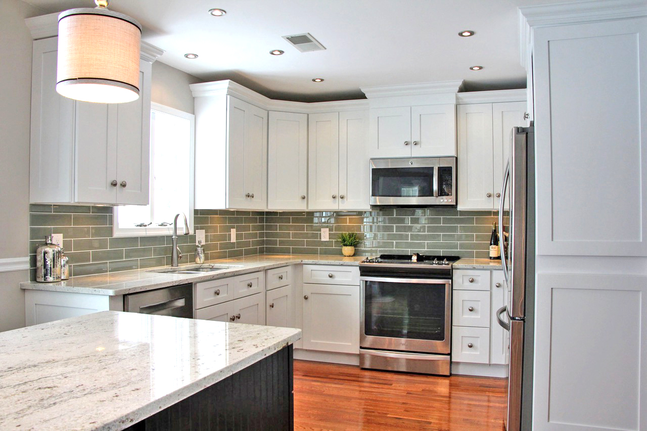 White Kitchen Remodel in Nazareth, PA