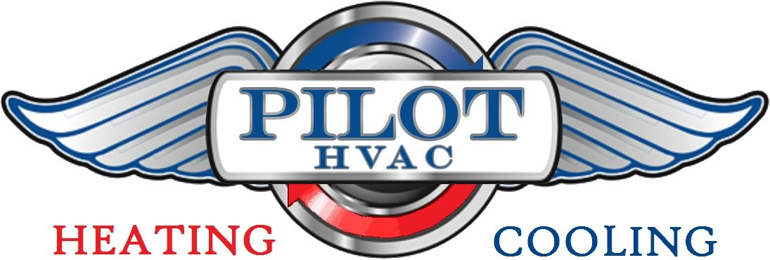 Pilot Heating and Cooling logo