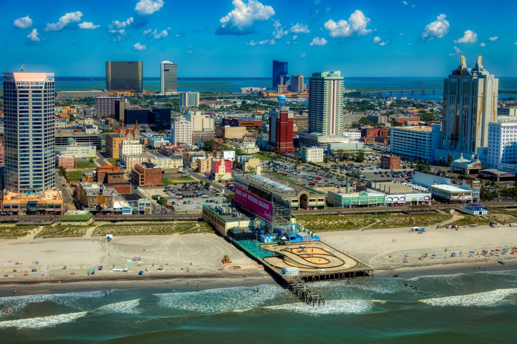 Atlantic City, NJ.