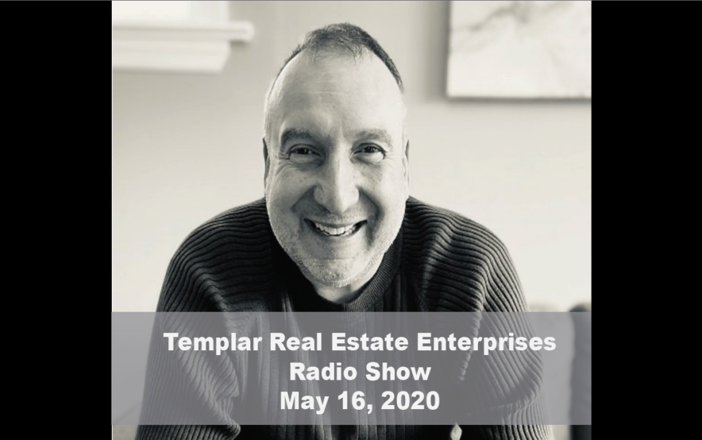 Templar Real Estate Enterprises Radio Show