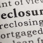 foreclosure notice of default