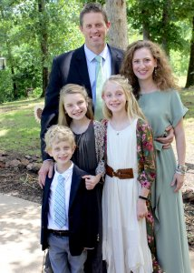 Josh and Lisa Family