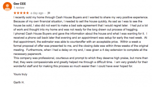 Cash House Buyer Review