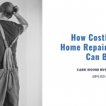 Cash House Buyer - How Costly Home Repairs Can Be