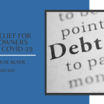 Selling Your Home - Debt Relief During COVID-19