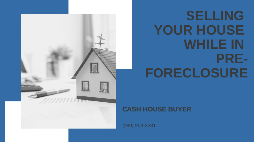 Cash House Buyer - Selling in Pre-Foreclosure
