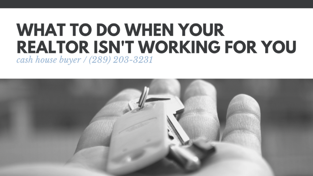 What to do When Your Realtor Isn't Working for You