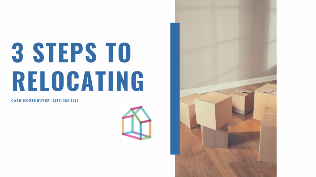Cash House Buyer | 3 Steps to Relocating