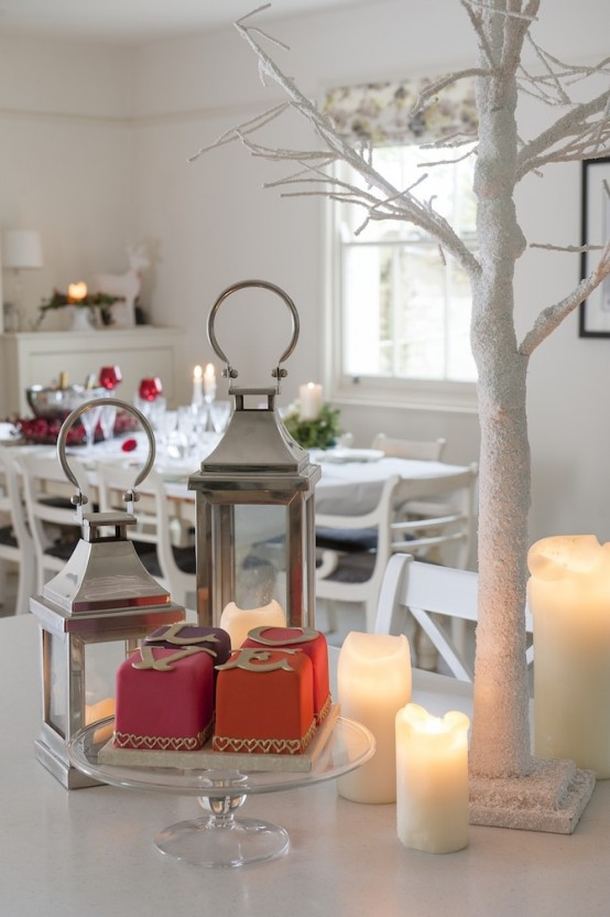 Holiday Themed Open House Ideas