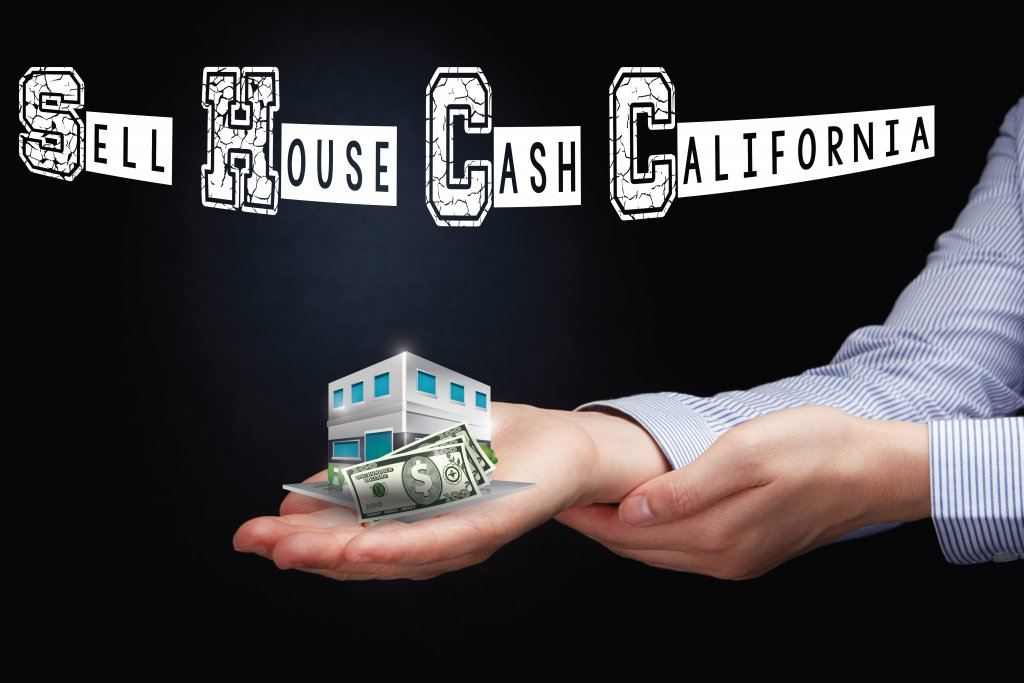 sell house cash California