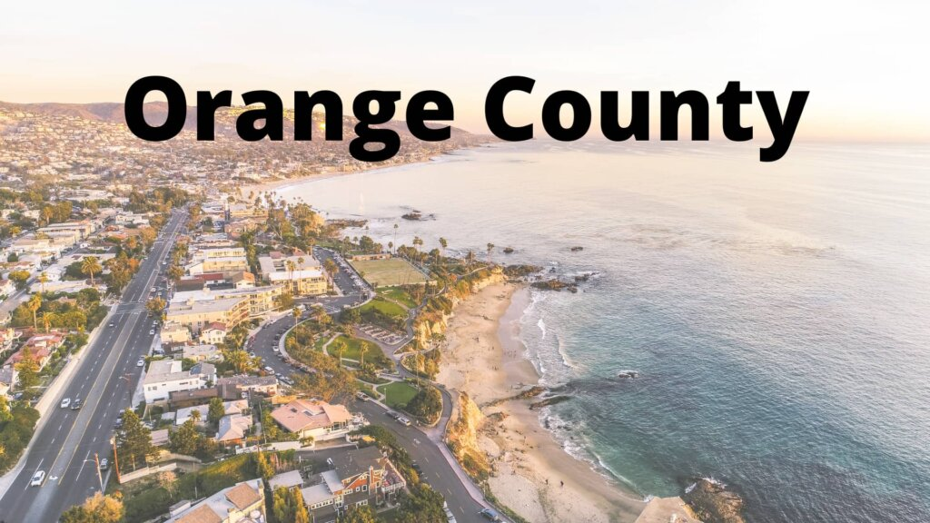 Fast close in Orange County