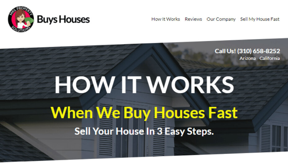 how it works when we buy houses