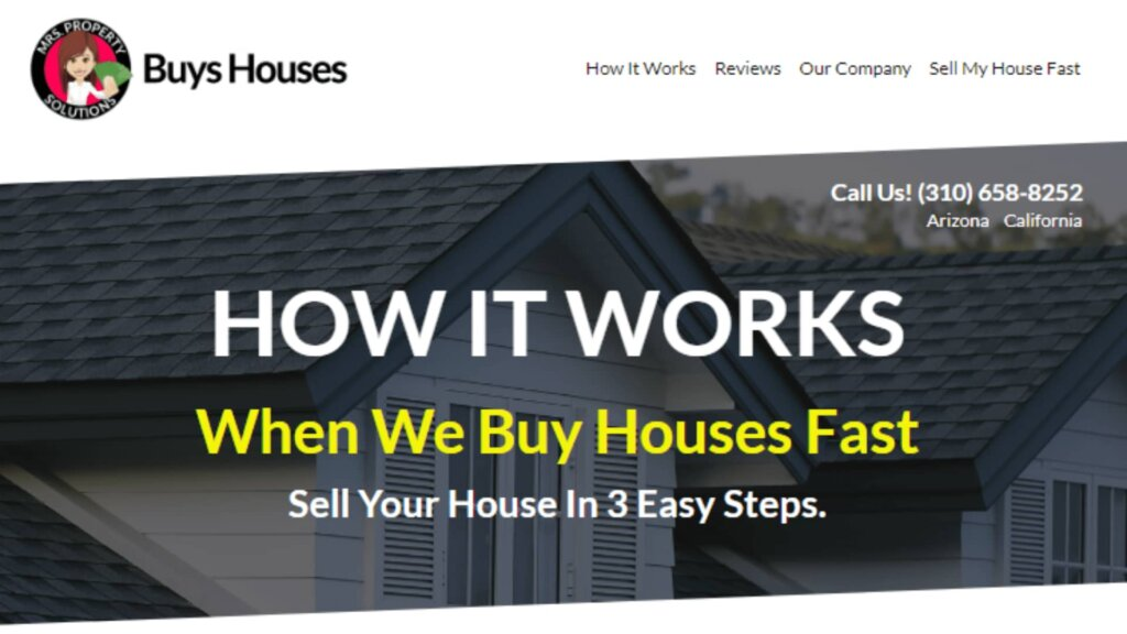 easiest step when selling your house