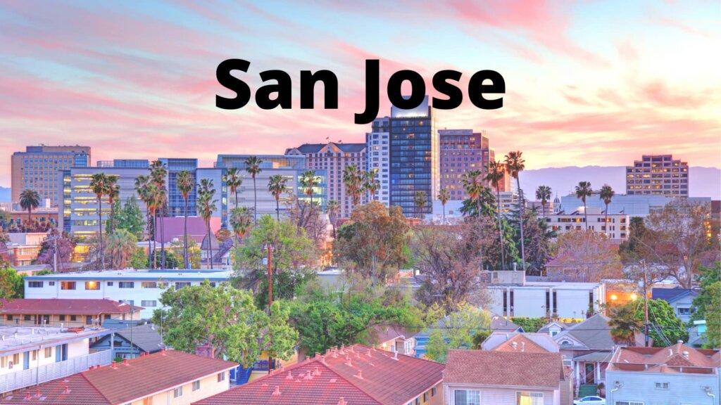 buying san jose home