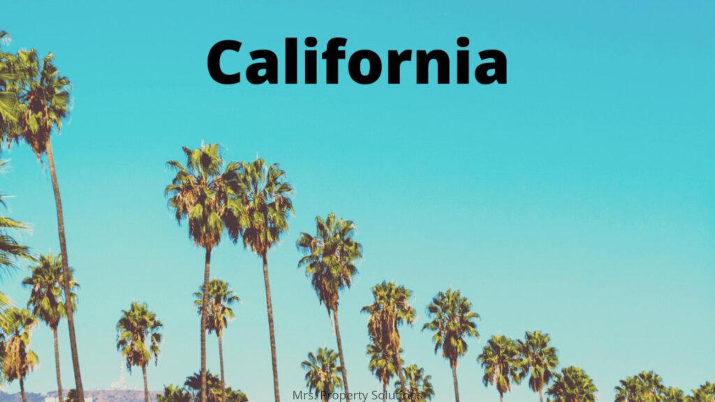 we buy houses in california