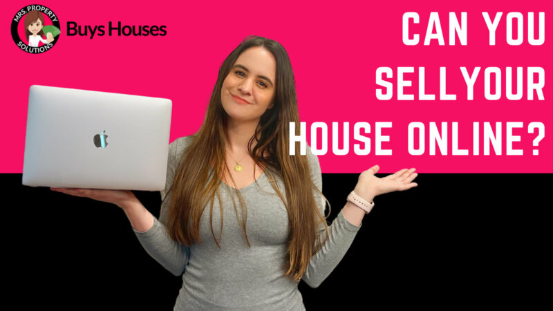 Can you sell your house online