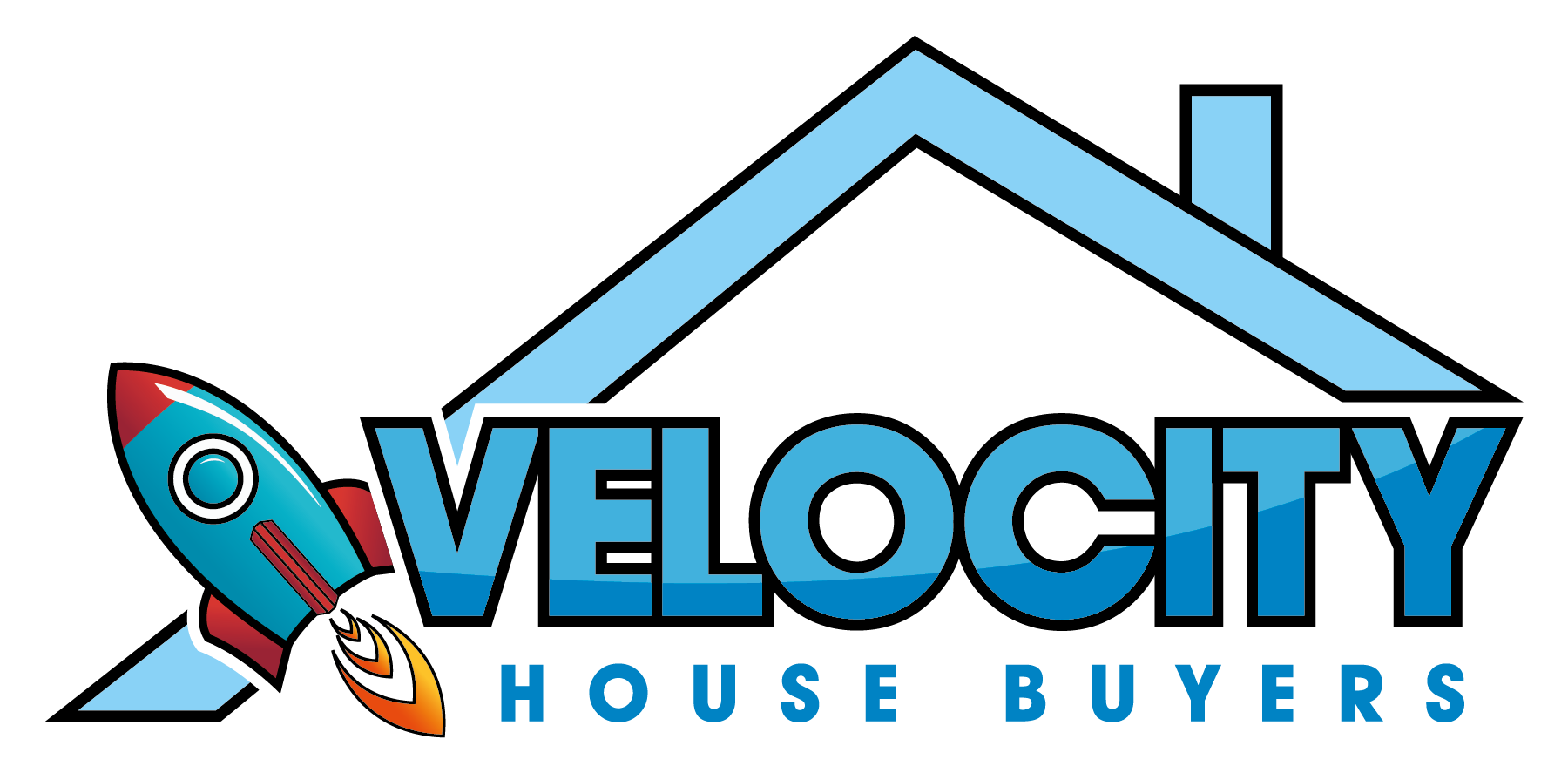 Velo­city House Buyers logo