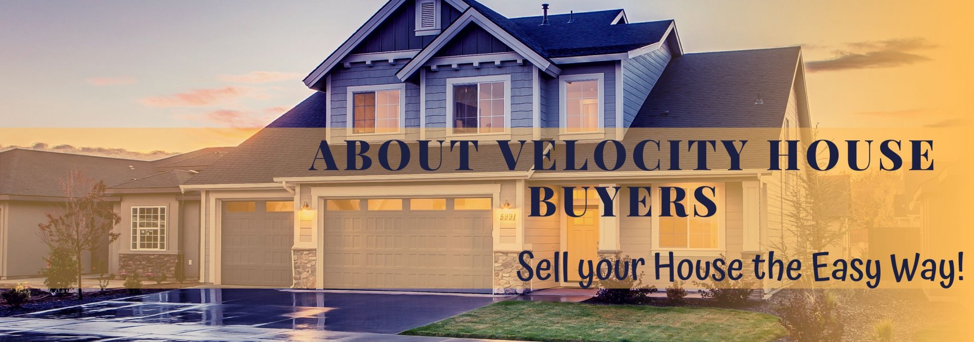 Velocity House Buyers