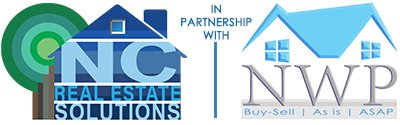 WE BUY HOUSES in NC logo