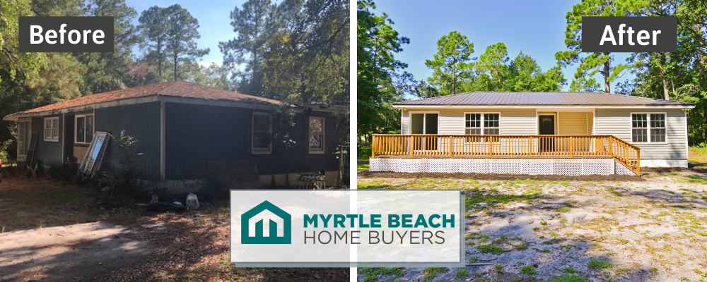 We Buy Myrtle Beach Houses Any Condition