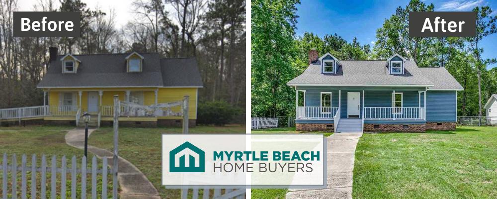 We Buy Houses Myrtle Beach