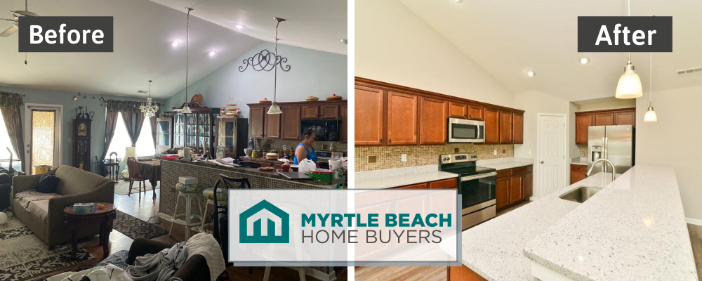 Sell Your Myrtle Beach House As-Is