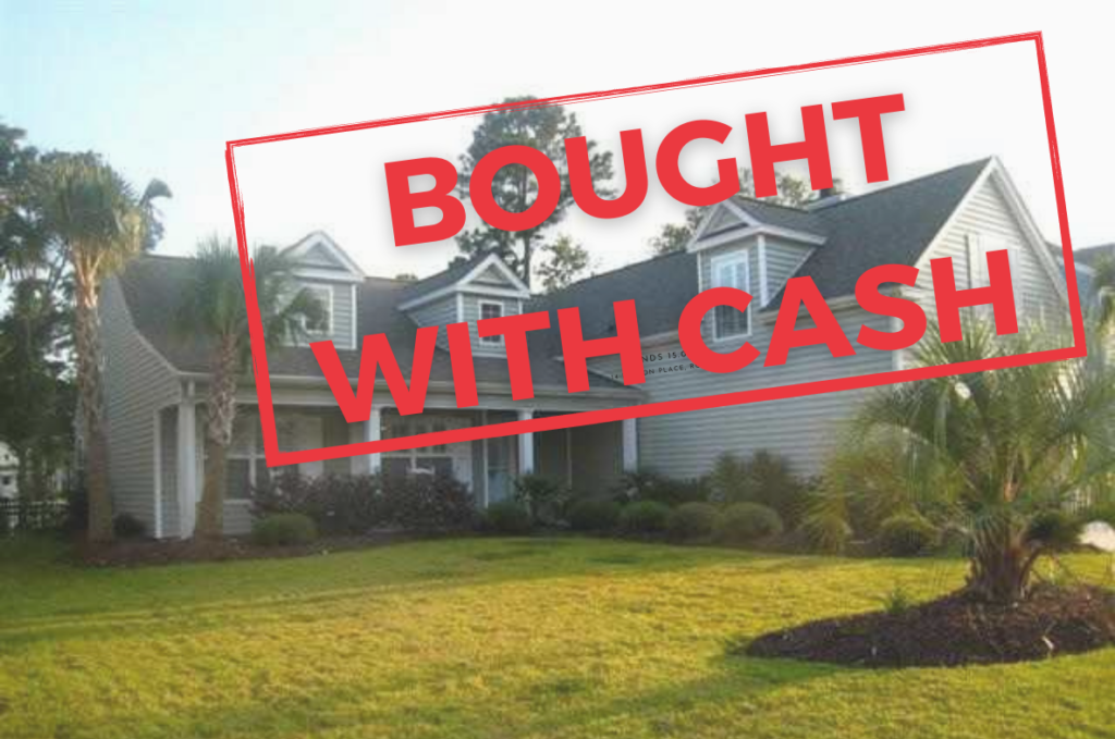 Cash For Your House Myrtle Beach