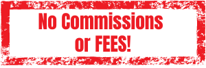 No Commissions or Fees