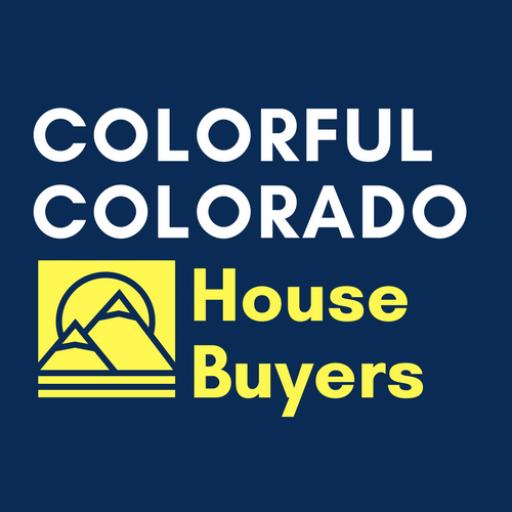 Colorful Colorado House Buyers logo