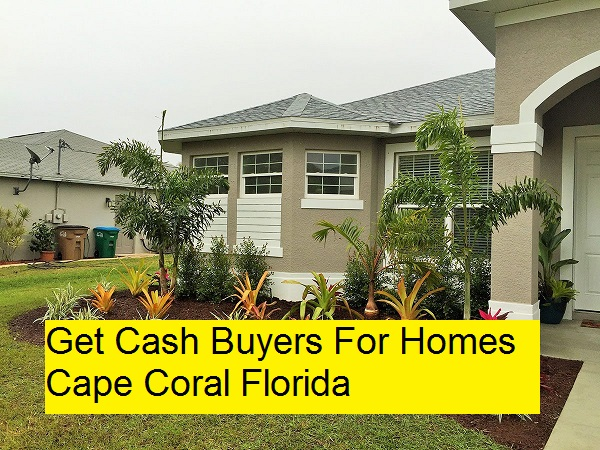 We Buy Houses Cape Coral FL! - The Sell Fast Center