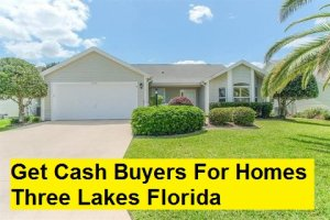 Get Cash Buyers For Homes Three Lakes Florida