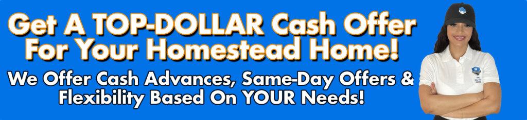 Cash For Homestead Houses